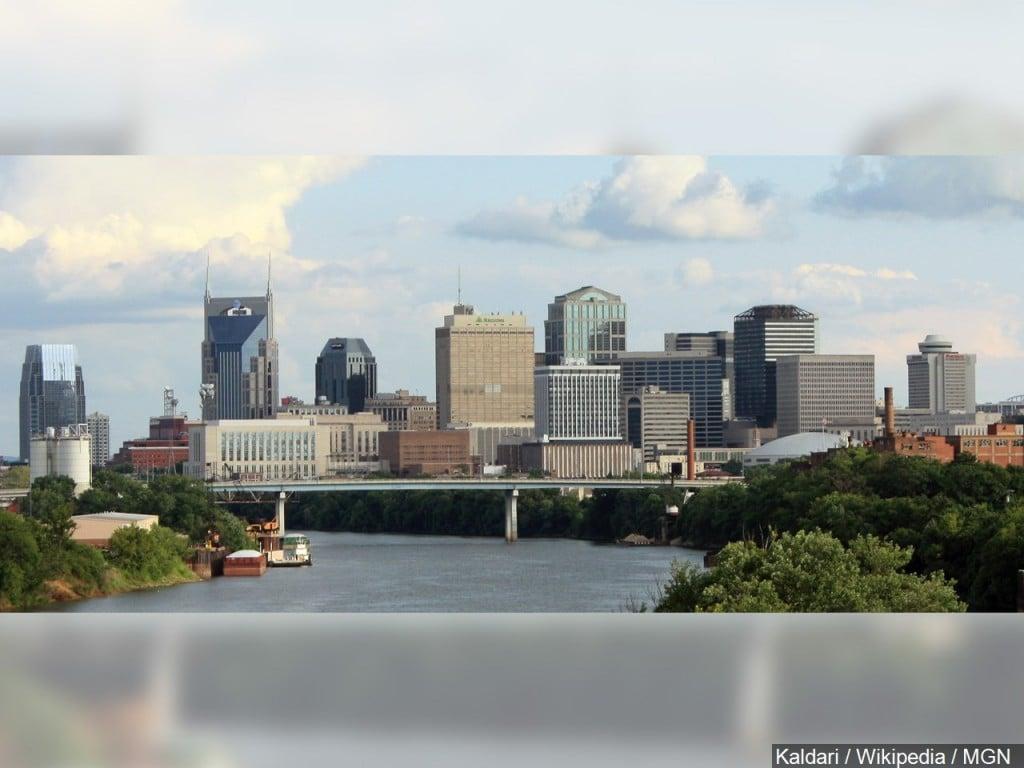 skyline photo of Nashville