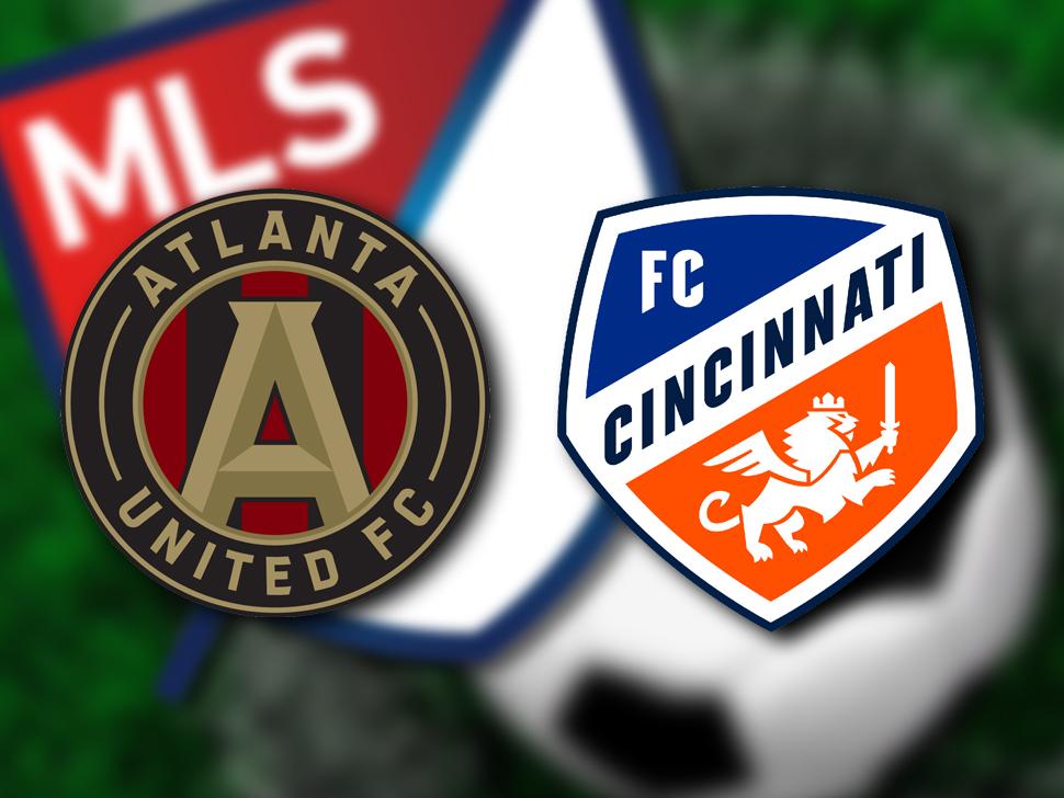 Atlanta United FC Cincinnati