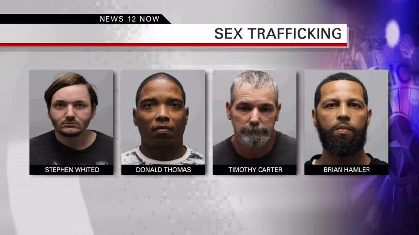 4 men arrested for human trafficking in Bradley County operation