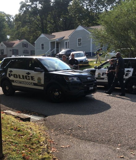 shooting on Larry Drive