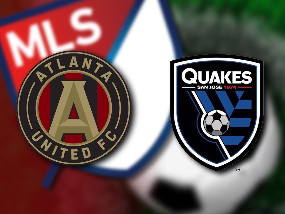 Atlanta United vs San Jose