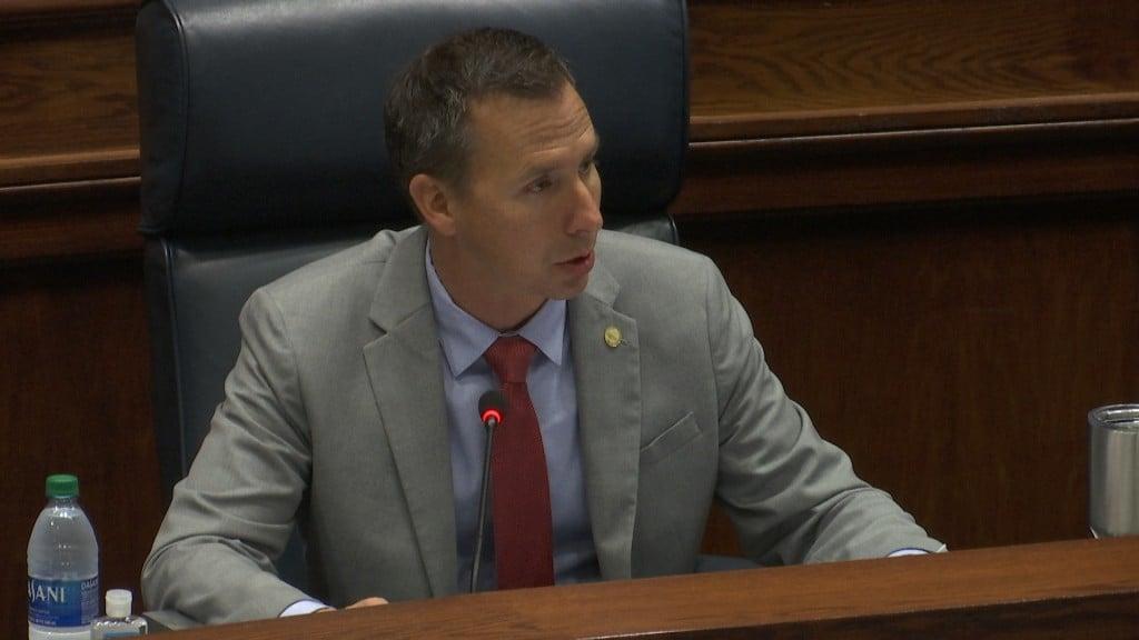 Hamilton County Commissioner David Sharpe