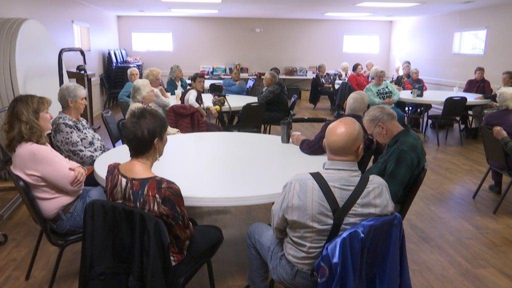 Soddy Daisy Senior Center Community Room Group