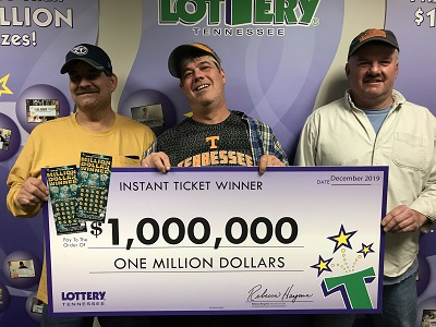 from Tennessee Lottery