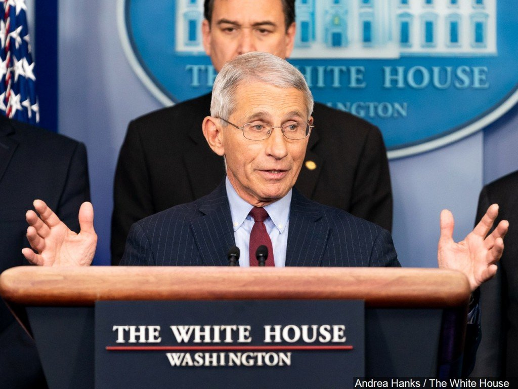 Dr. Anthony S. Fauci