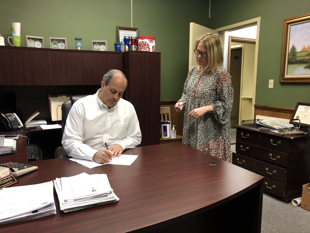Walker County Commissioner Shannon Whitfield issued an Emergency Order this morning aimed at slowing the spread of novel coronavirus