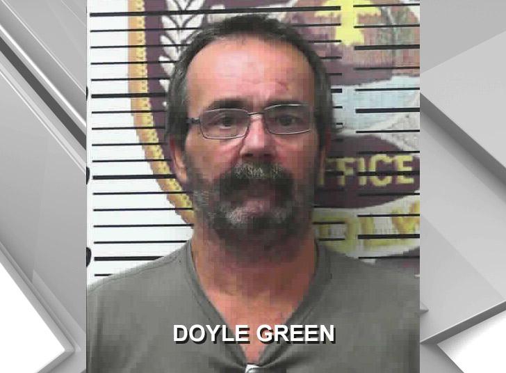 Polk  County plumbing suspect