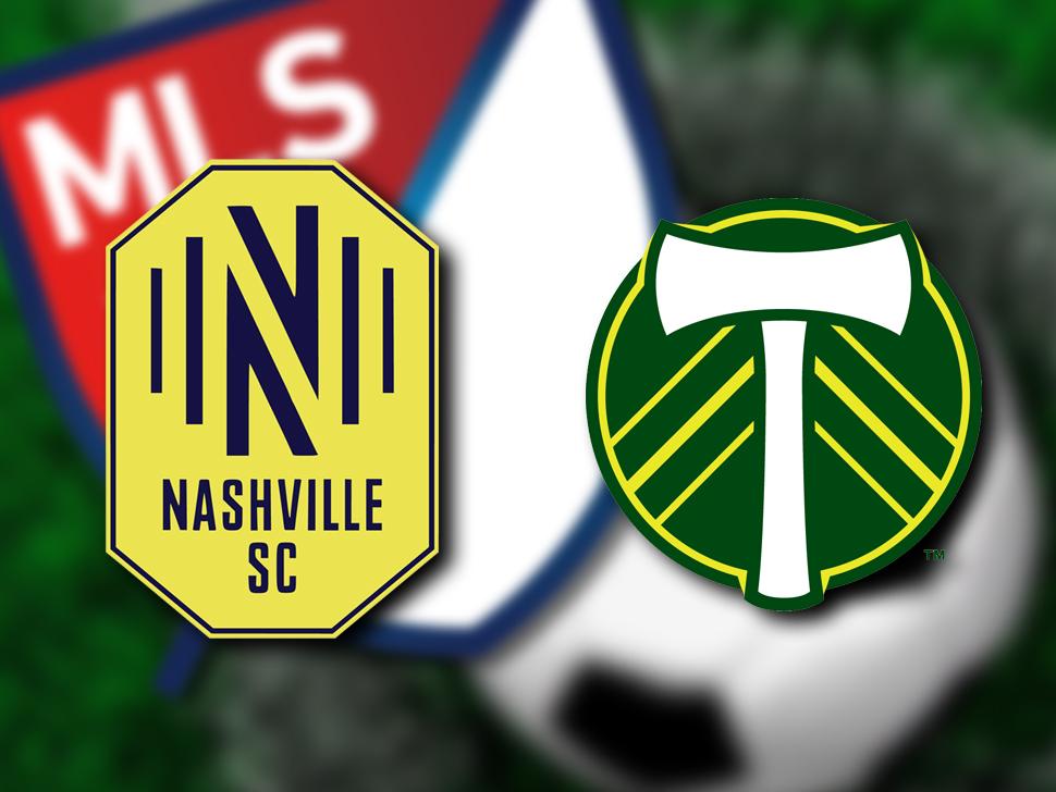 Nashville SC vs Portland Timbers