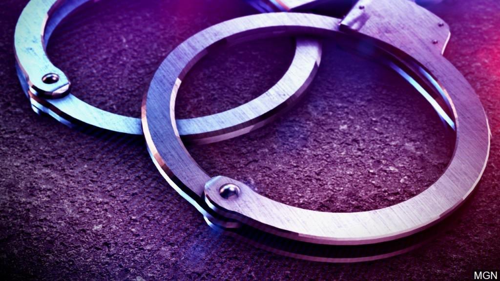 Handcuffs crime arrest