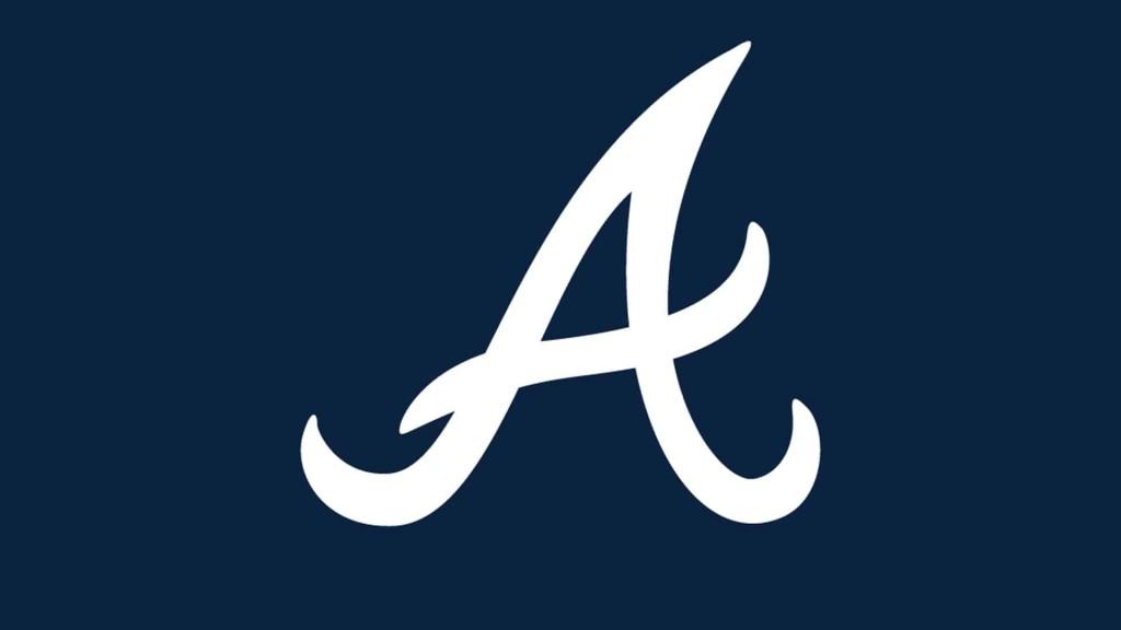 Atlanta Braves logo cap