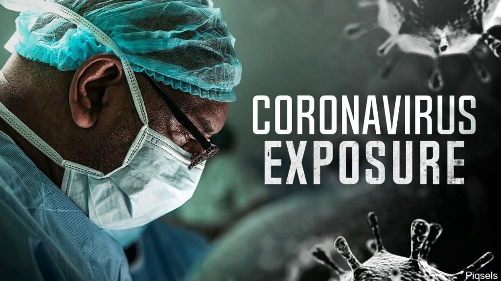 Coronavirus COVID-19 exposure