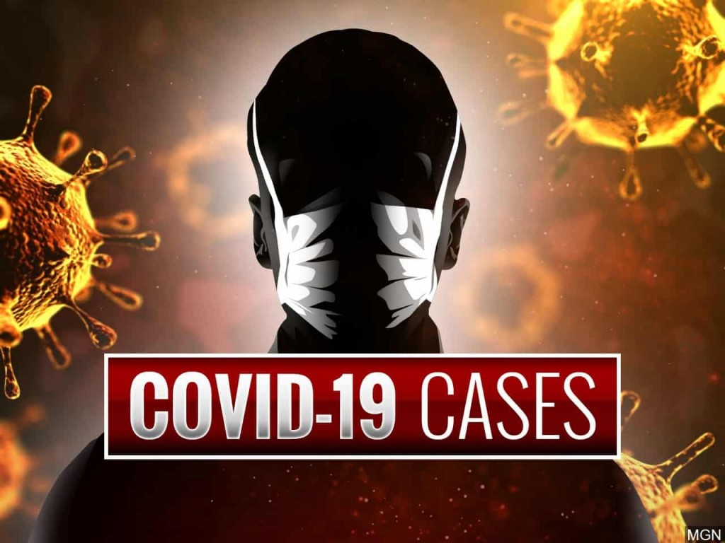 Health Dept. reports Covid fatalities are getting younger