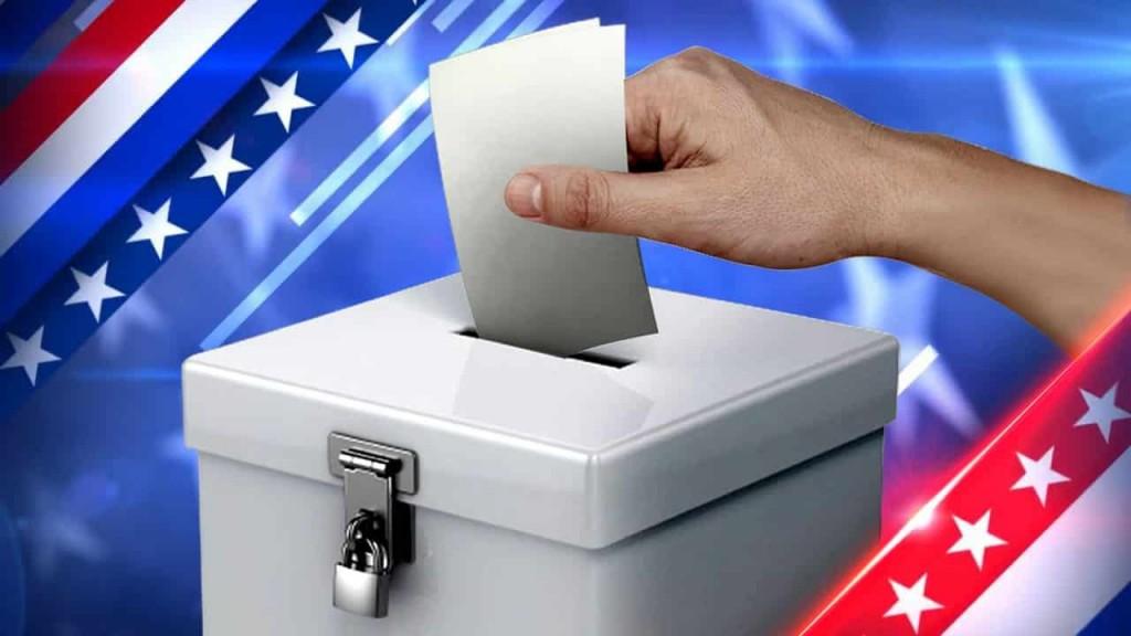 Voting ballot; vote