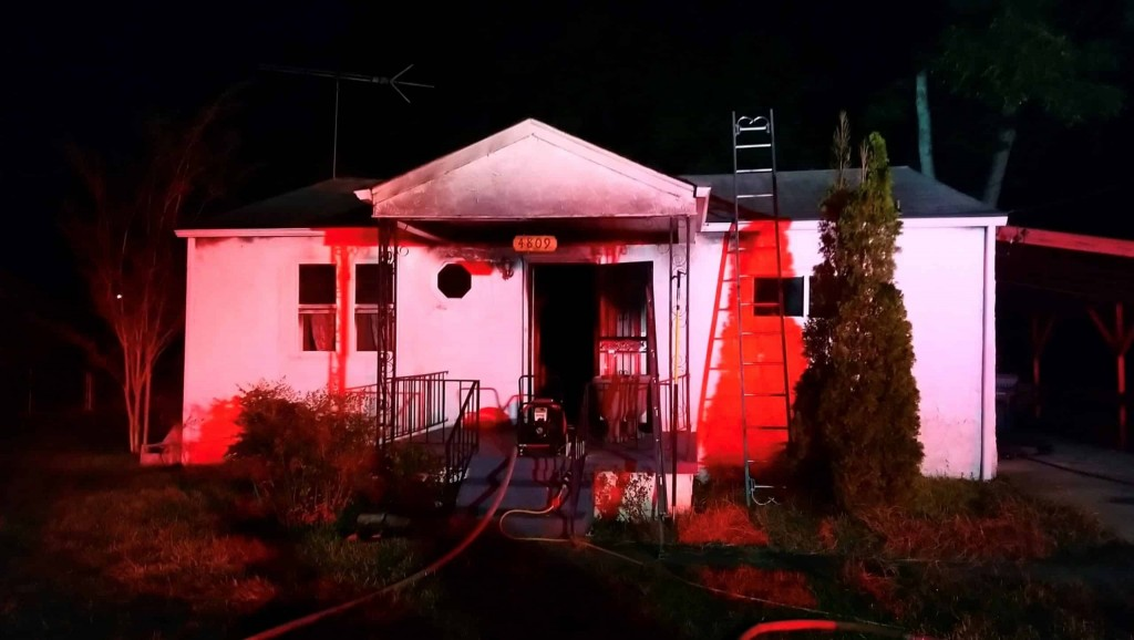 Rogers Road House Fire
