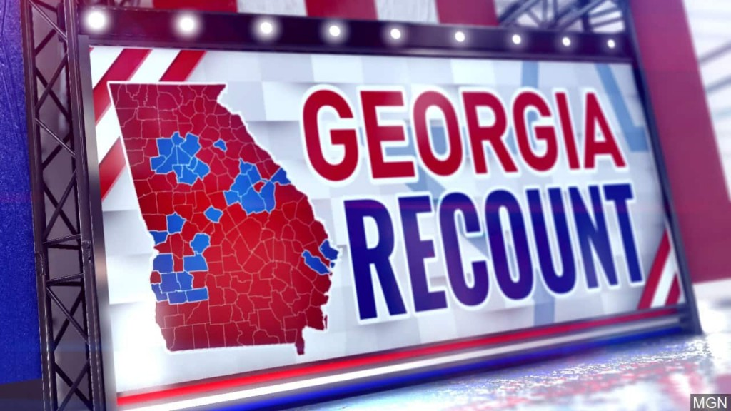 Georgia Recount
