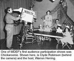Wdef History Chickaroonie