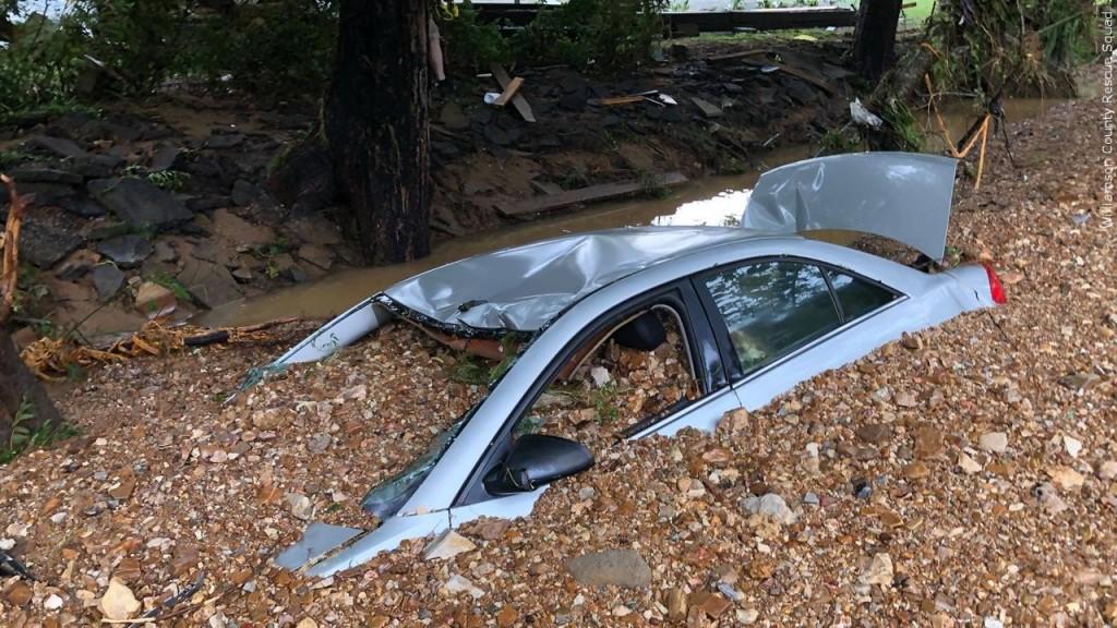 Tennessee Flash Floods