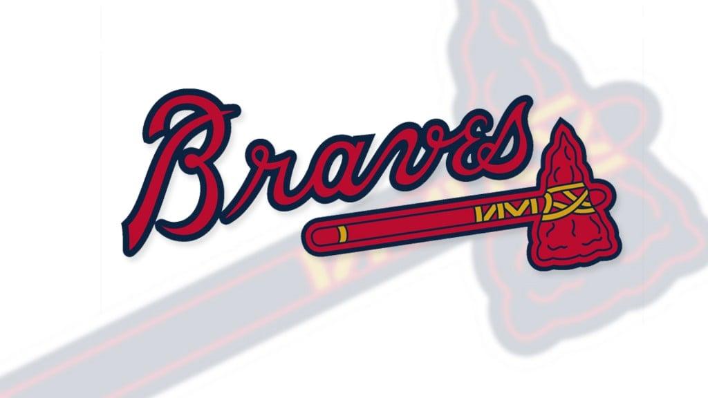 Atlanta Braves Logo Primaryonwhite