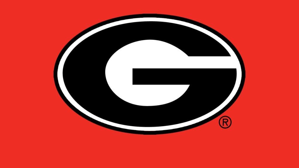 Georgiabulldogs Logo Primaryclean