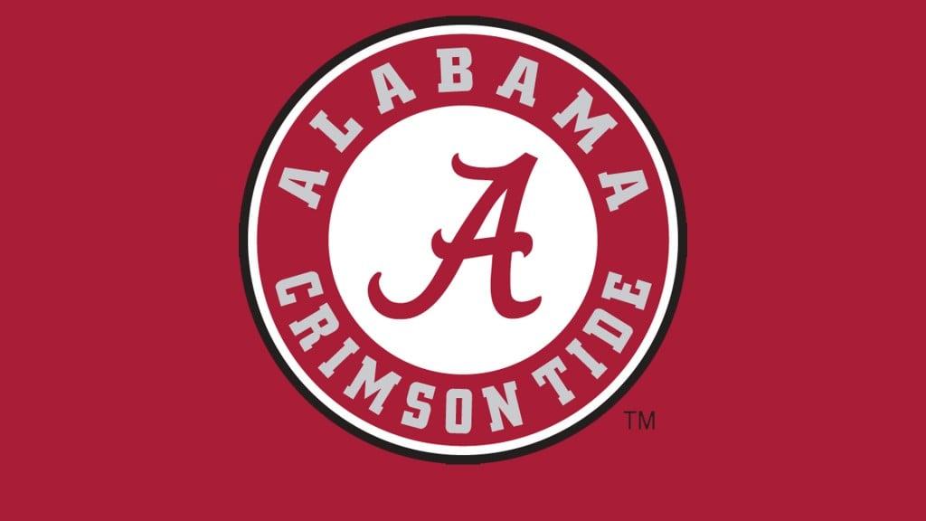 Alabama Crimson Tide Logo Primaryclean