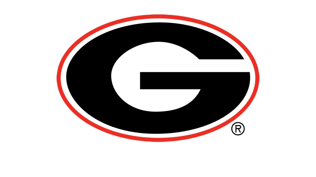 Georgiabulldogs Logo Primarycleanonwhite