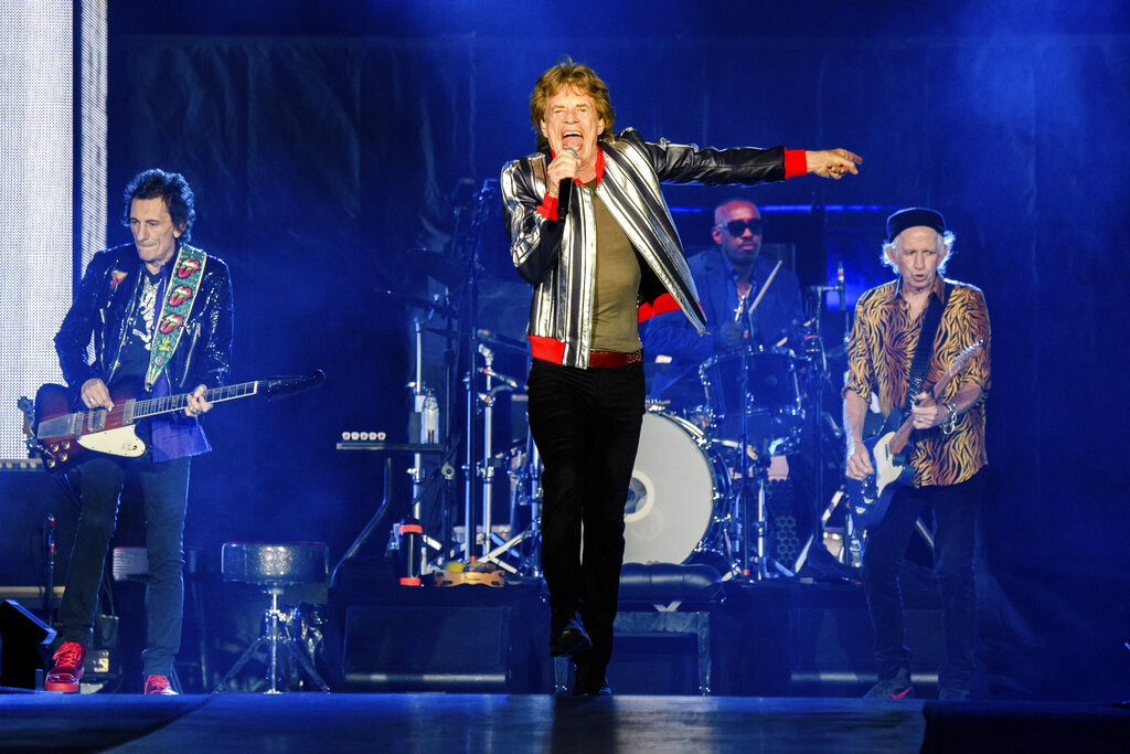 The Rolling Stones In Concert St. Louis