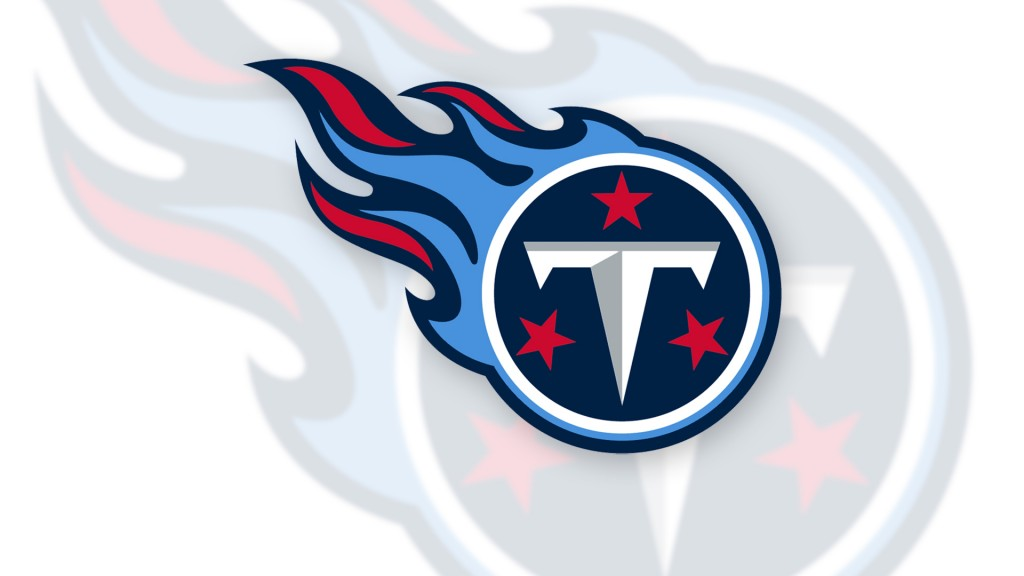 Tennessee Titans Logo Primaryonwhite