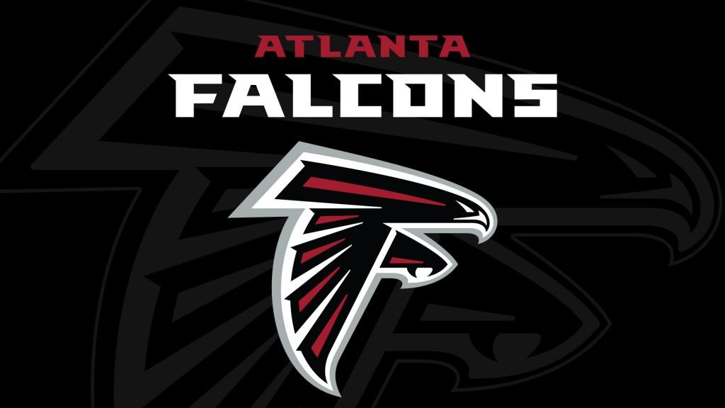 Atlanta Falcons Logo Comboprimary Text