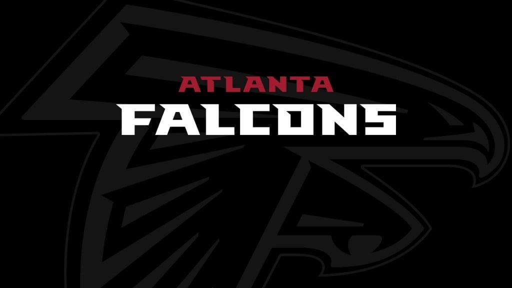 Atlanta Falcons Logo Textlogo