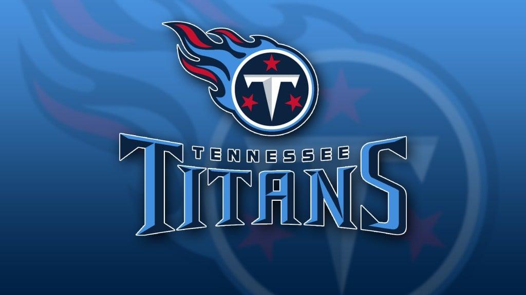 Tennessee Titans Logo Combo