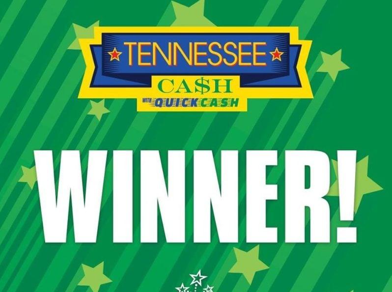 Tennessee Lottery Quick Cash Winner E1575161633406