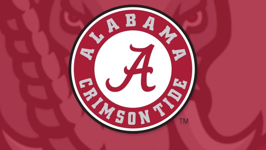 Alabama Crimson Tide Logo Primary
