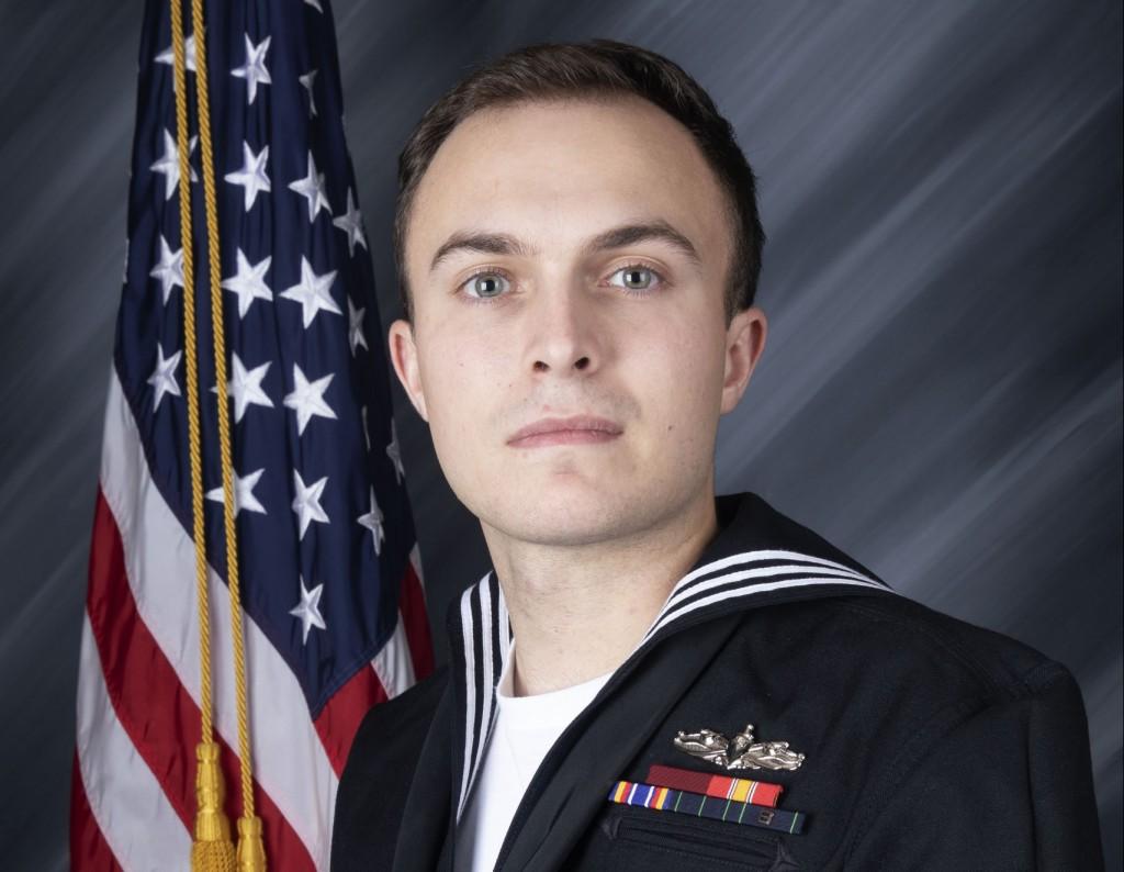 Petty Officer 3rd Class Drew Nabors