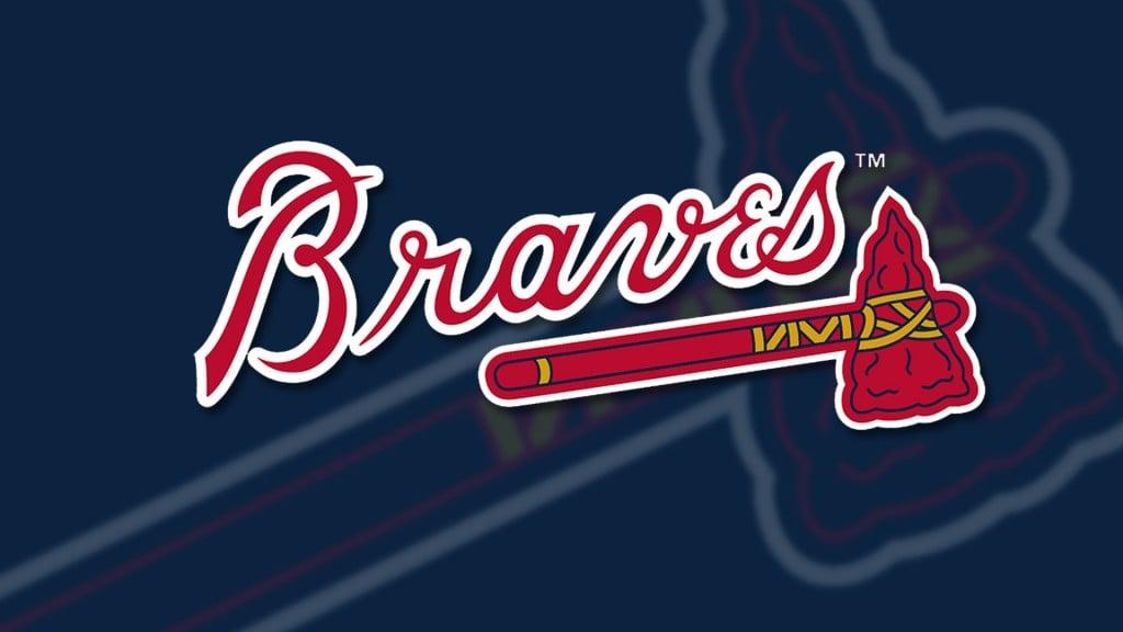 Atlanta Braves Logo Primary