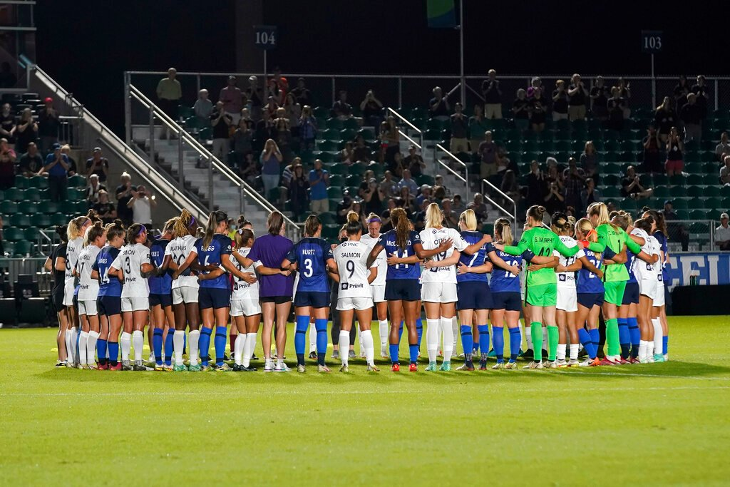 Nwsl Racing Louisville Courage Soccer