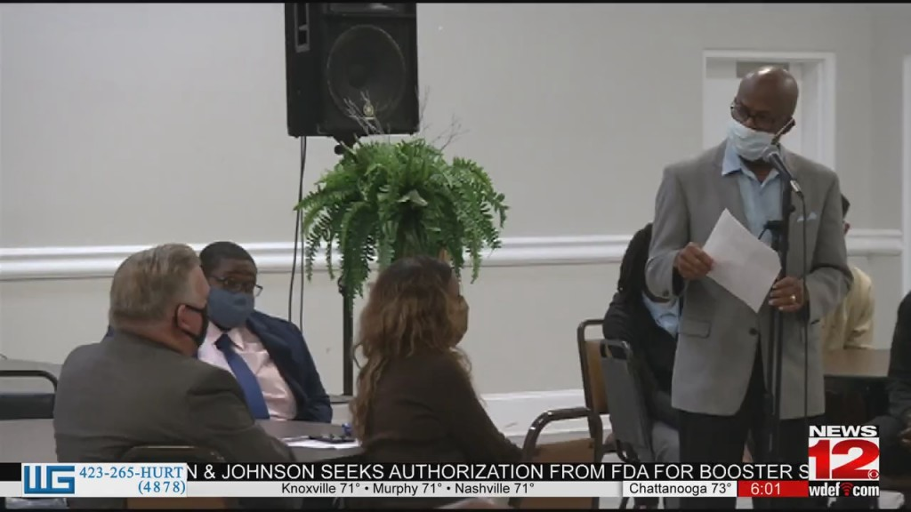 Public Gathers For Chattanooga Gun Violence Summit