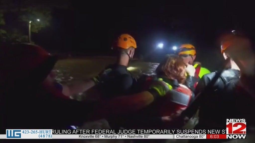 Dunlap Flooding Clean Up