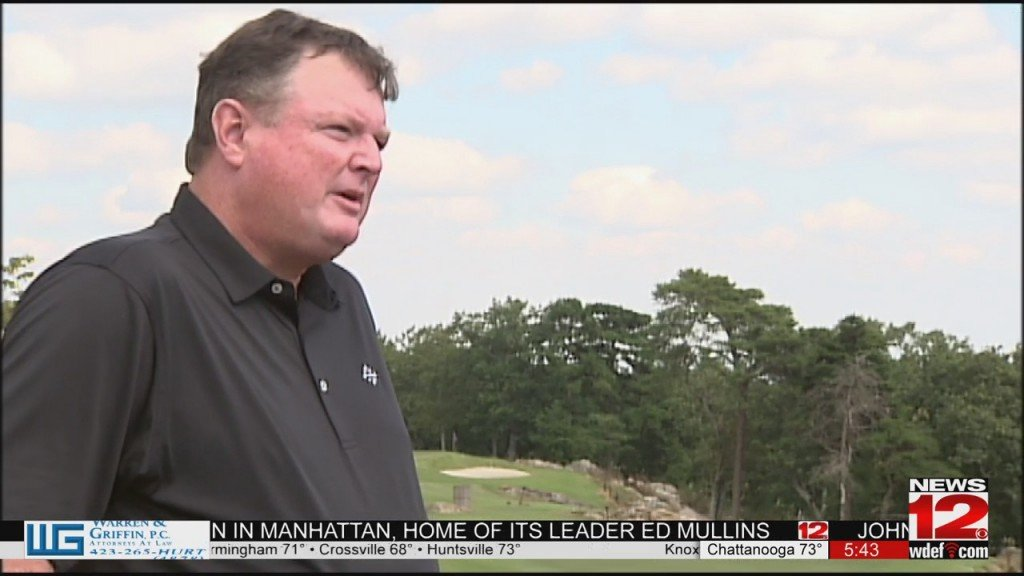 Charlie Rymer Joins Mclemore Golf Club