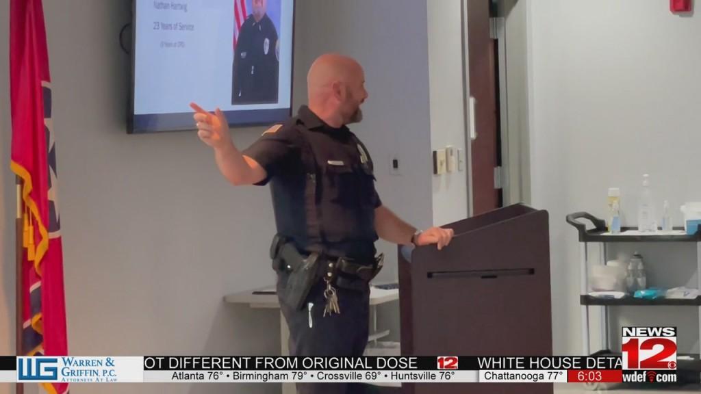 Cleveland Police Media Day