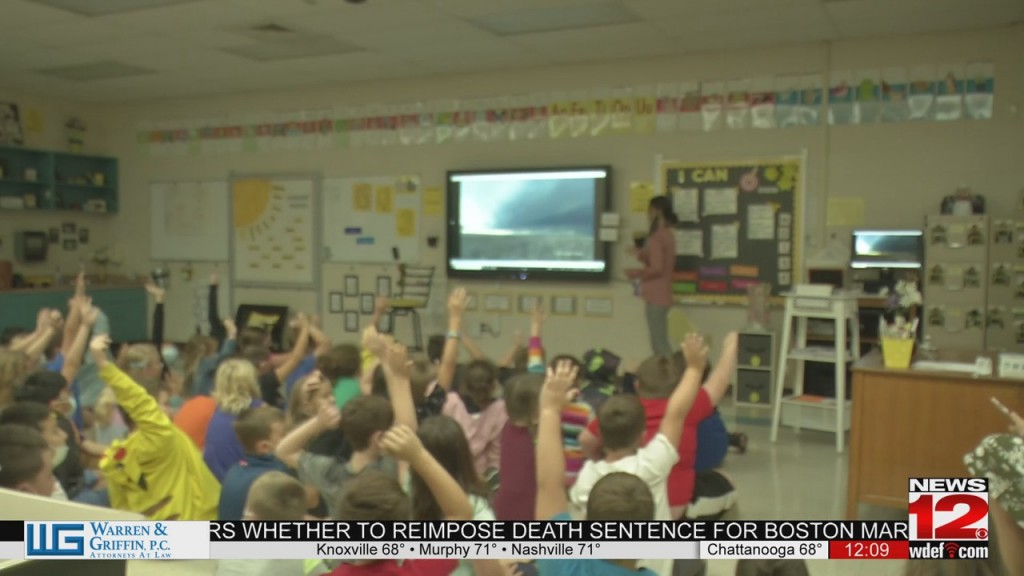 Weather In The Classroom Black Fox Elementary