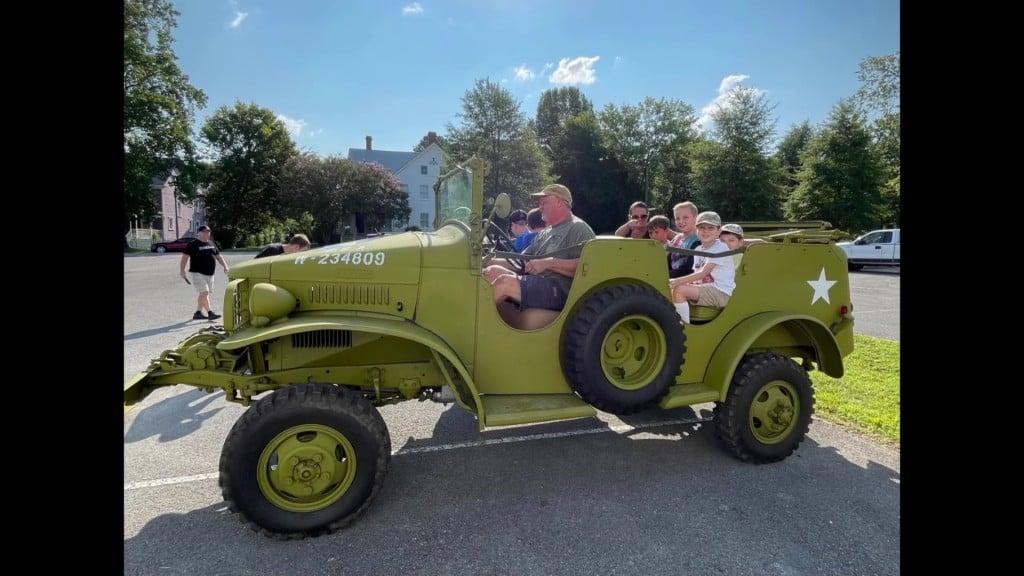 Fort Oglethorpe Veterans Day Parade Preview