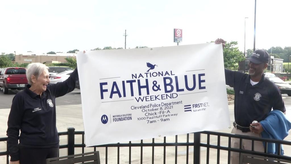 National Faith Blue Weekend