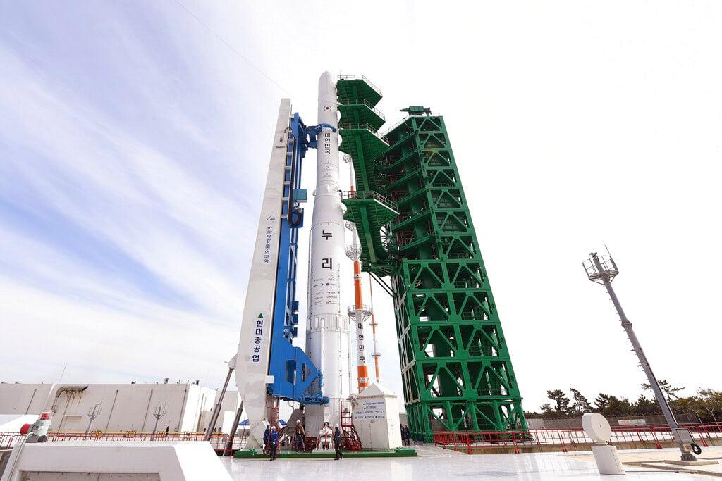 South Korea Space Rocket