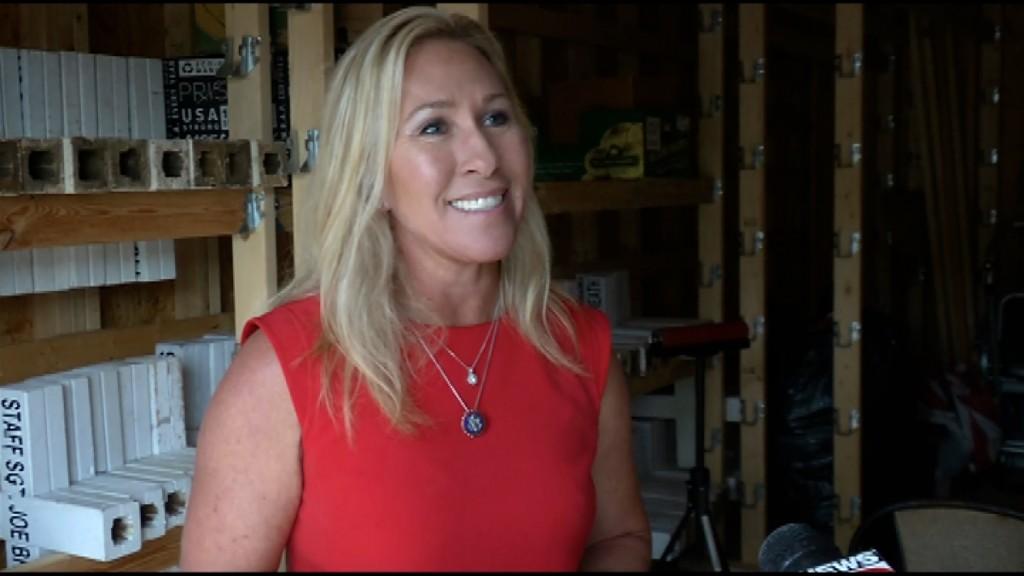 Rep. Marjorie Taylor Greene Interview