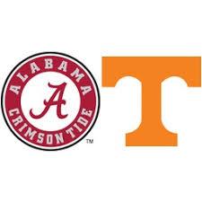 Bama Vs Tennessee