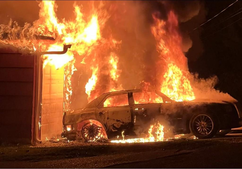 Eastdale House Fire 2