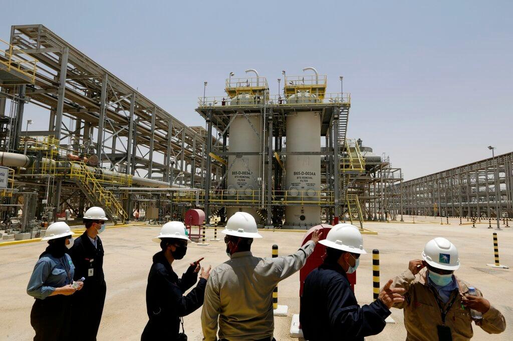 Climate Saudi Arabia