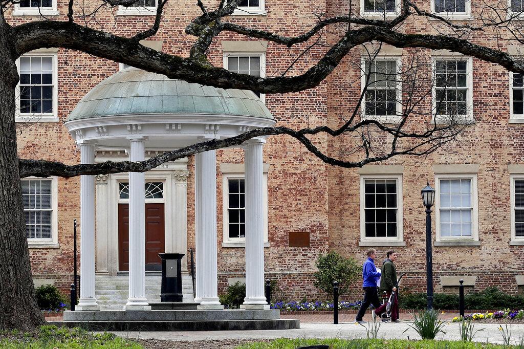 Univ. of North Carolina