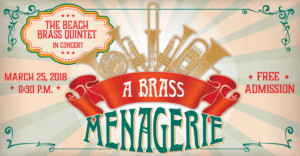 Brass Menagerie @ Trinity United Methodist Church | North Myrtle Beach | South Carolina | United States
