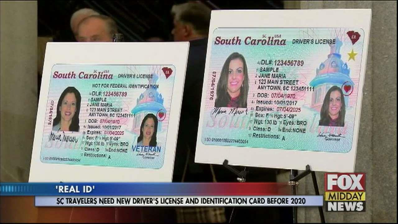 drivers license expired south carolina